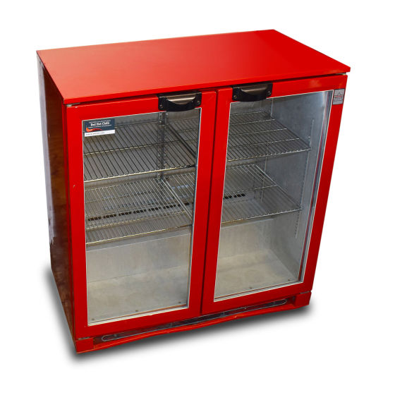 Osborne Red Bottle Cooler