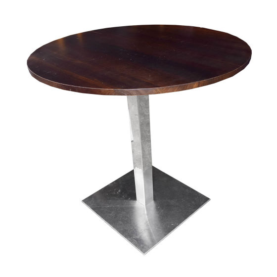 x3 Large Round Poseur Tables