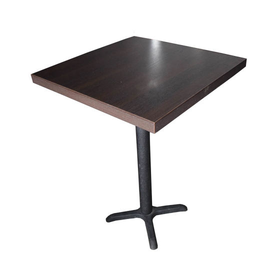 x2 Tall Darkwood Poseur Tables