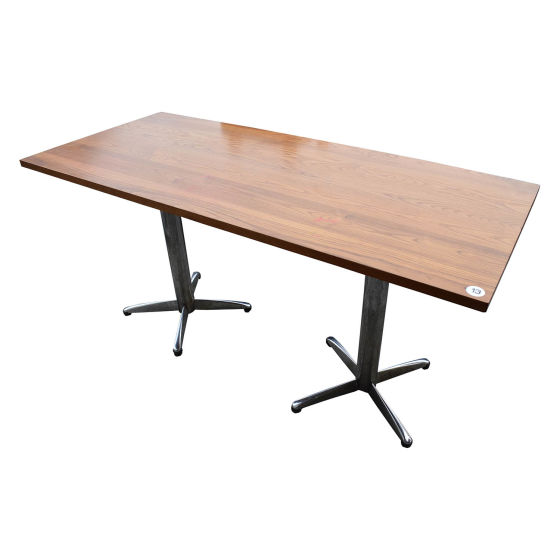 Large Lightwood Table