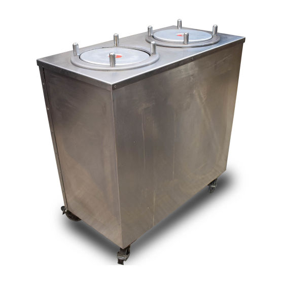 Twin Plate Warmer