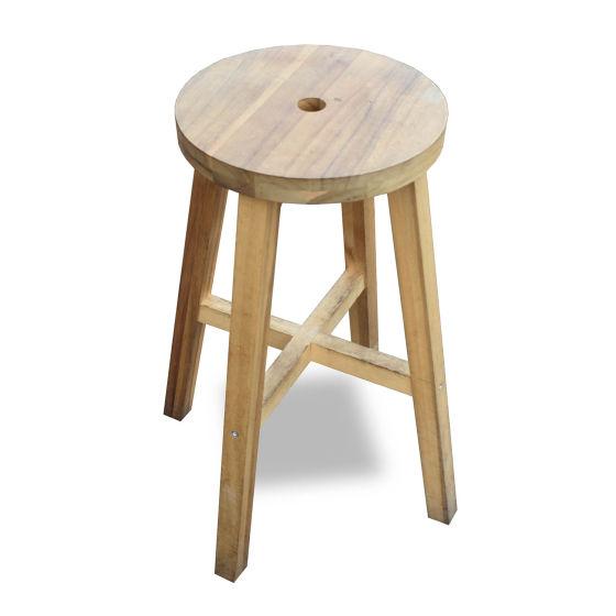 x2 Wooden Stools