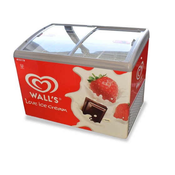 AHT Walls Ice-Cream Freezer