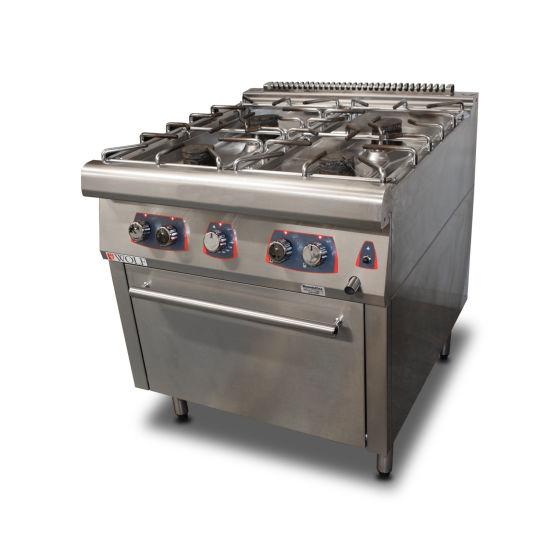 Wolf 4 Burner Oven Range