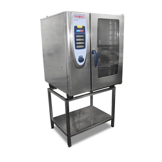 Rational SCC101G 10 Grid Combi-Oven