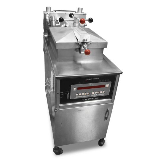 Henny Penny Computron 8000 Gas Pressure Fryer