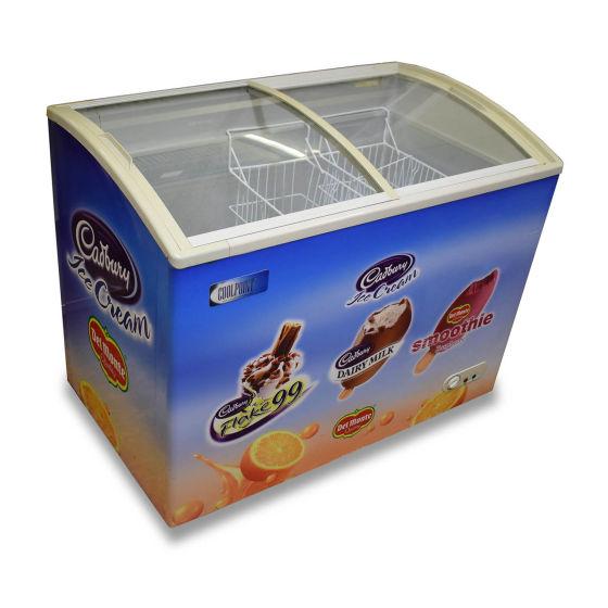 Cool-Point Ice-cream Display freezer