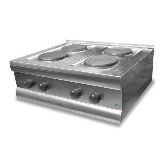 Lincat 4 Ring Boiling Top