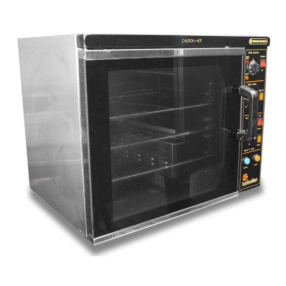 Bakbar Turbofan Oven