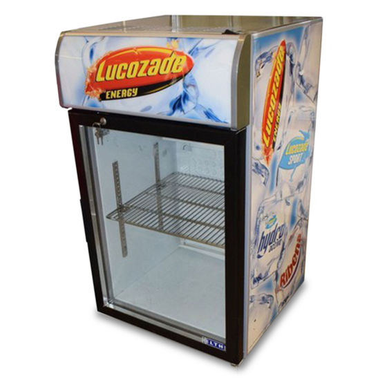 Counter Top Display Fridge