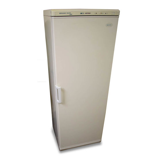 Frigidaire White Freezer