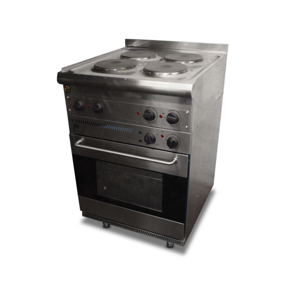 Parry 4 Ring Oven Range