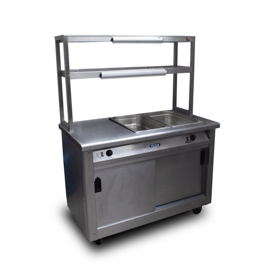 Victor Hot Cupboard & Bain Marie