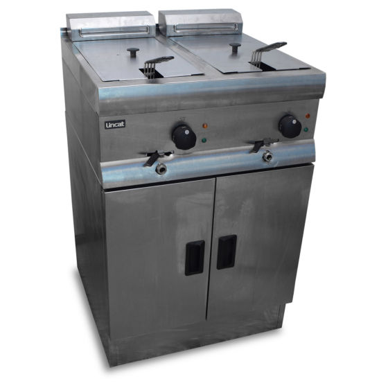 Lincat Twin Tank Fryer
