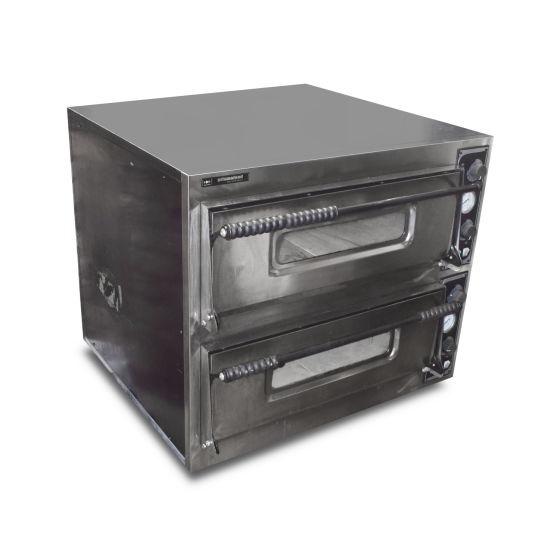 Prisma Two Tier Pizza Oven