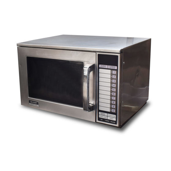Sharp 1900w Microwave