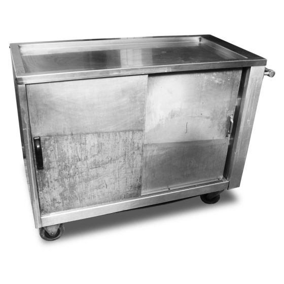 Brownson Hot Cupboard Trolley
