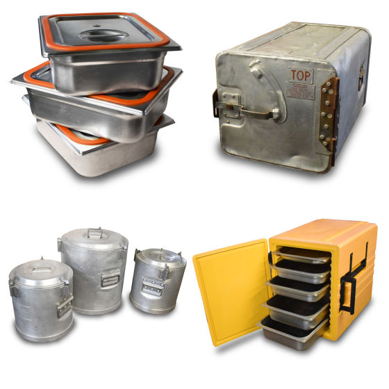 Mobile Catering Set