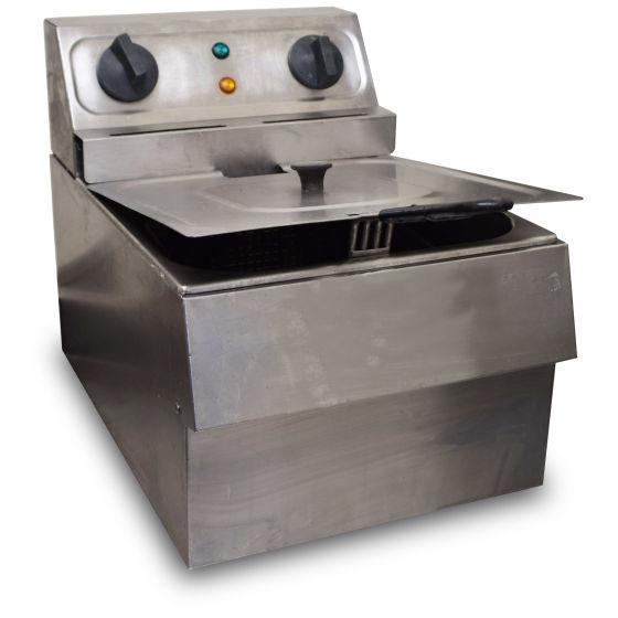 Single Tank Table Top Fryer
