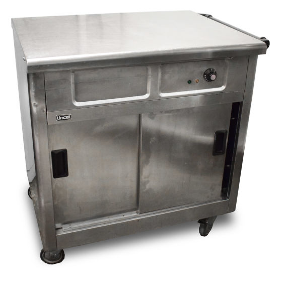 Lincat Hot Cupboard Trolley