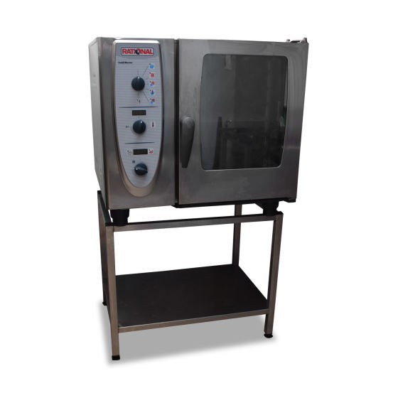 Rational 6 Grid CM61 Oven