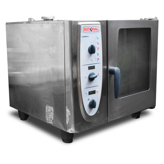 Rational CM 61 6 Grid Oven