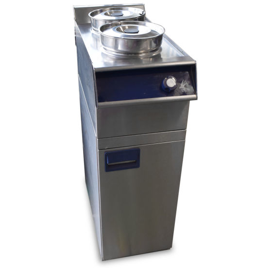 Falcon 2 Pot Dry Heat Bain Marie