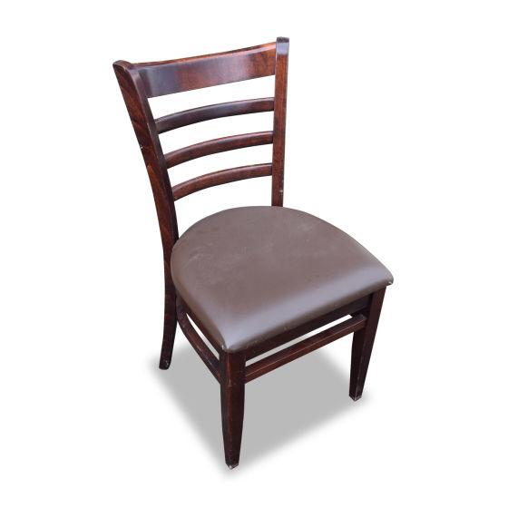 Darkwood Chairs x5
