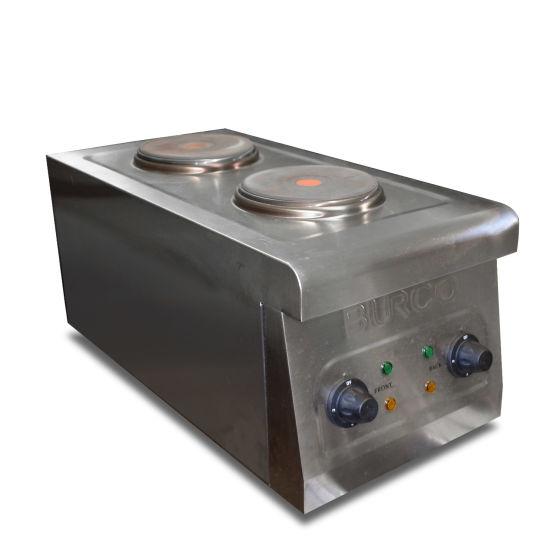 Burco 2 Ring Boiling Top