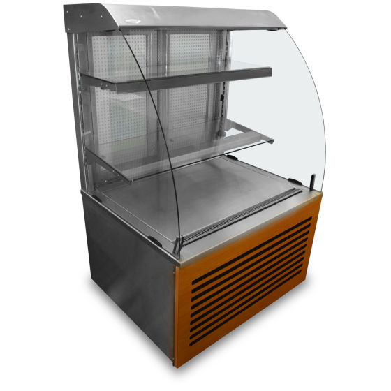 Counterline Open Front Cooler