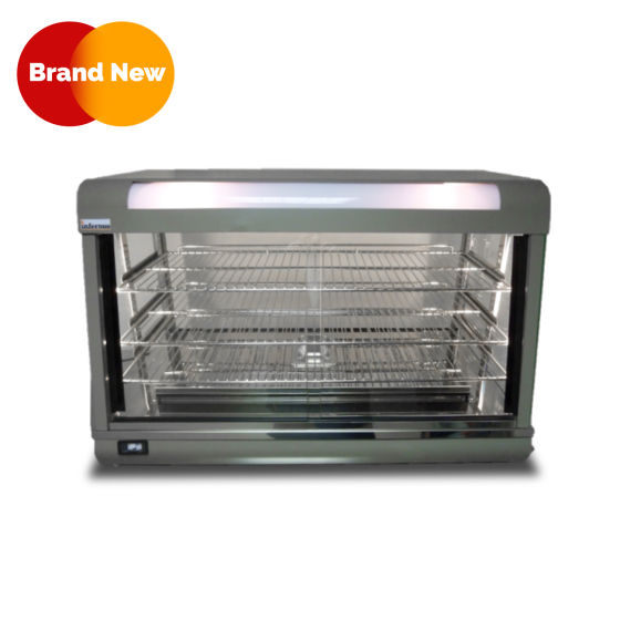 Food Warmer Display Cabinet INFW660