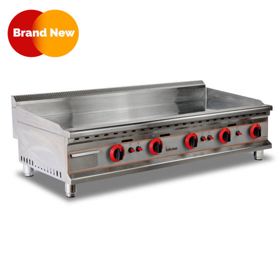 Counter Top Gas Griddle 1200GG