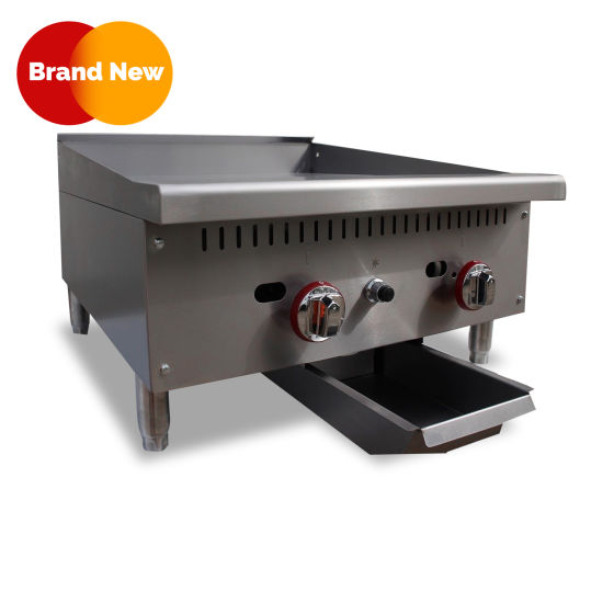 Gas Griddle 20mm Plate