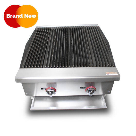 Gas Radiant Charbroiler Char Grill 600MM