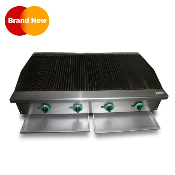 Gas Radiant Charbroiler Char Grill 1200MM