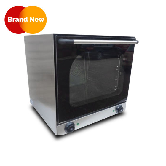 Electric Baking Convection Oven Multi Function 4 Trays