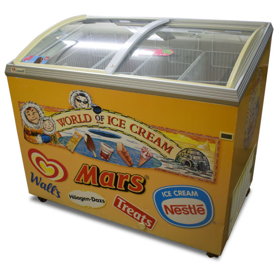 Caravell Ice Cream Freezer