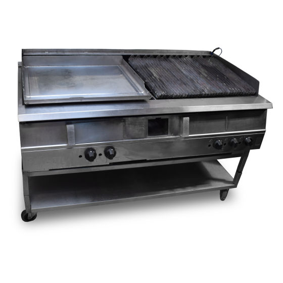 Falcon Chargrill & Griddle