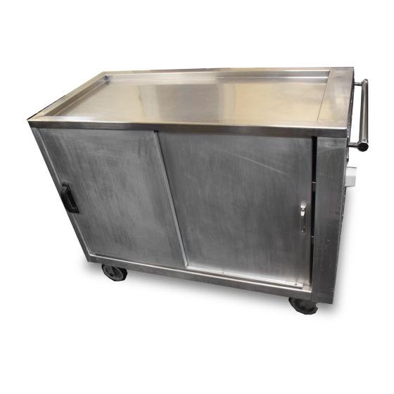 Brownson Hot Cupboard