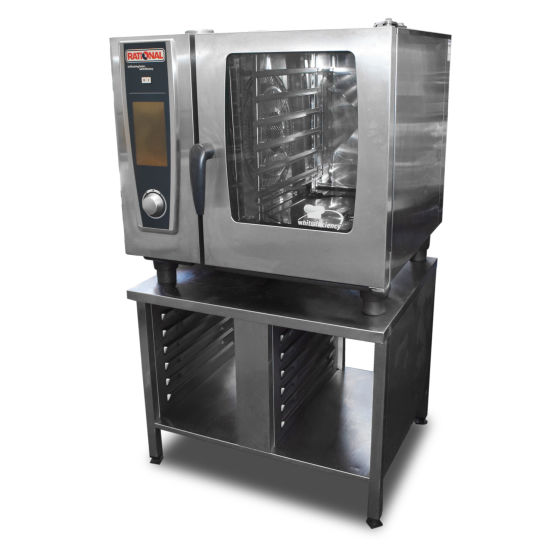 Rational SCC WE 61 White Efficency Oven