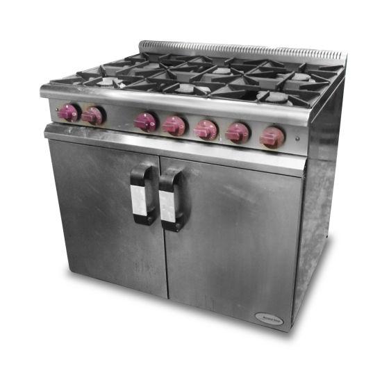 Vulcan 6 burner Oven