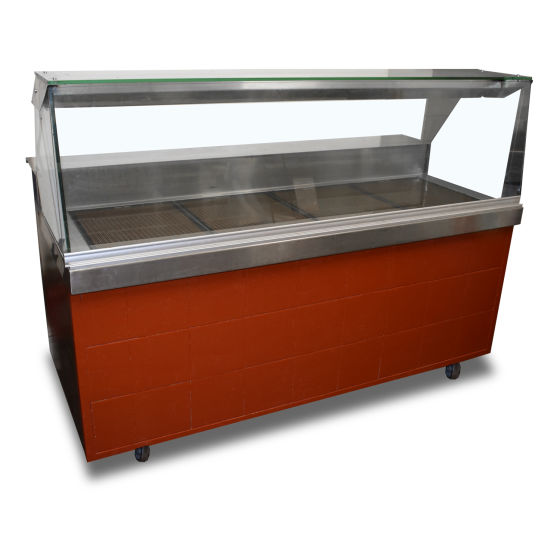 Hot Food Servery Counter