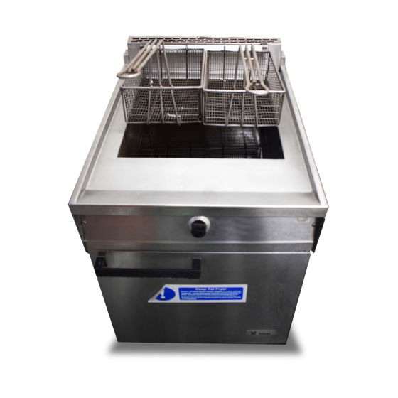 Falcon Single Tank Double Fryer