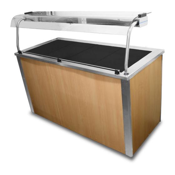 Moffat Hot Food Servery Counter