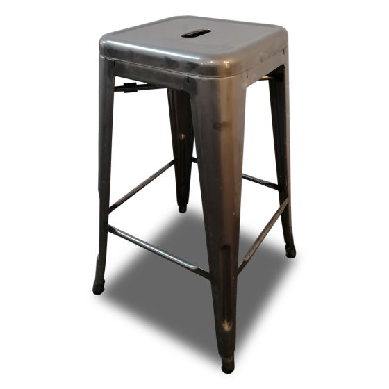 x2 Tall Metal Stools