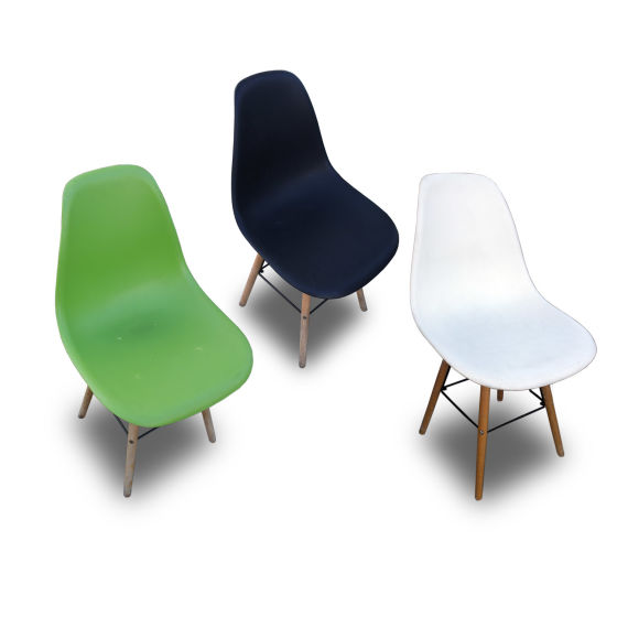Eames Style Eiffel Dining Chairs (x23)