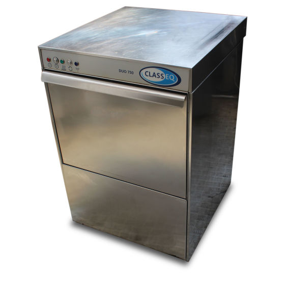 Classeq Duo 750 Under Counter Dishwasher