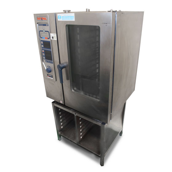Rational CPC101 10 Grid Oven