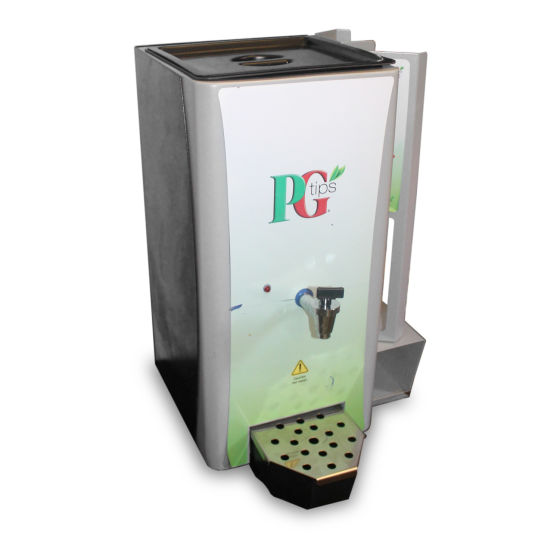PG Tips Water Boiler