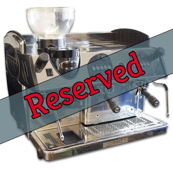 Expoba 2 Group Coffee Machine